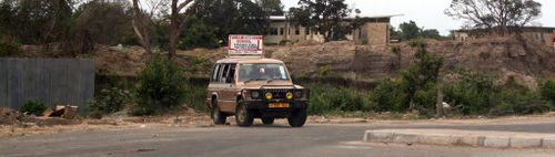 Tumaini driving school