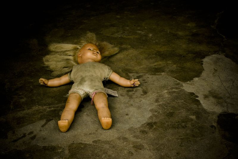 Mzungu doll