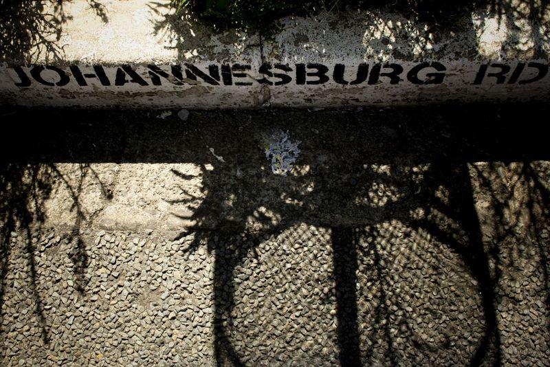 Johannesburg road